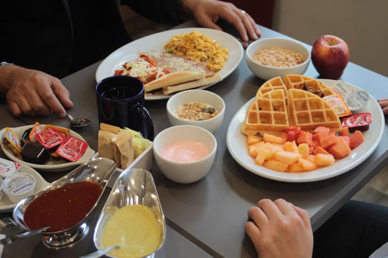 Desayuno Caliente